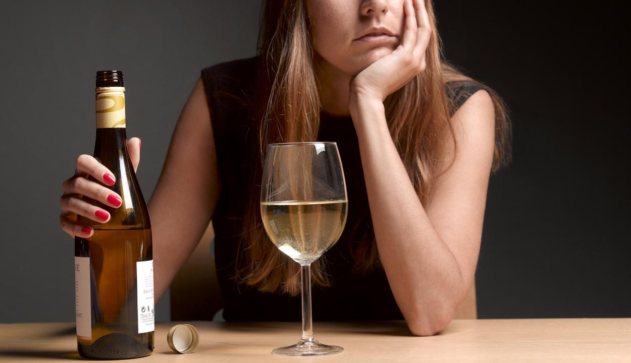Egyre többet isznak a nők