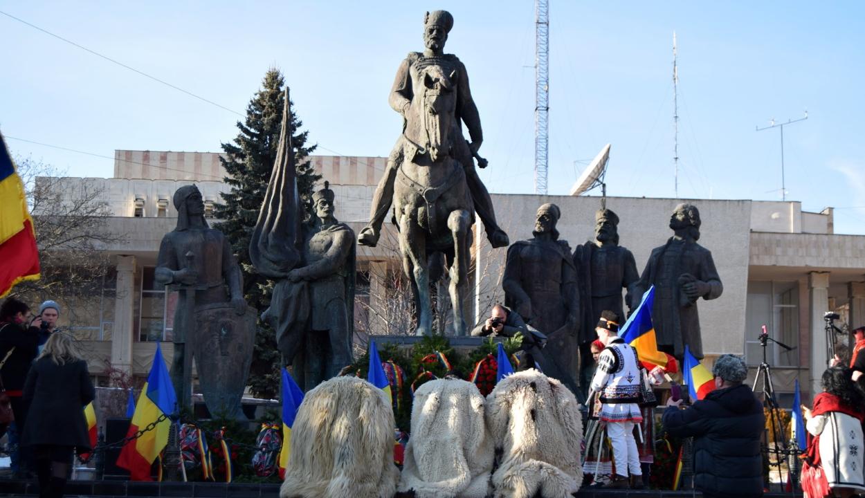 Sepsiszentgyörgyön ünnepli a centenáriumot a nacionalista Calea Neamului Egyesület