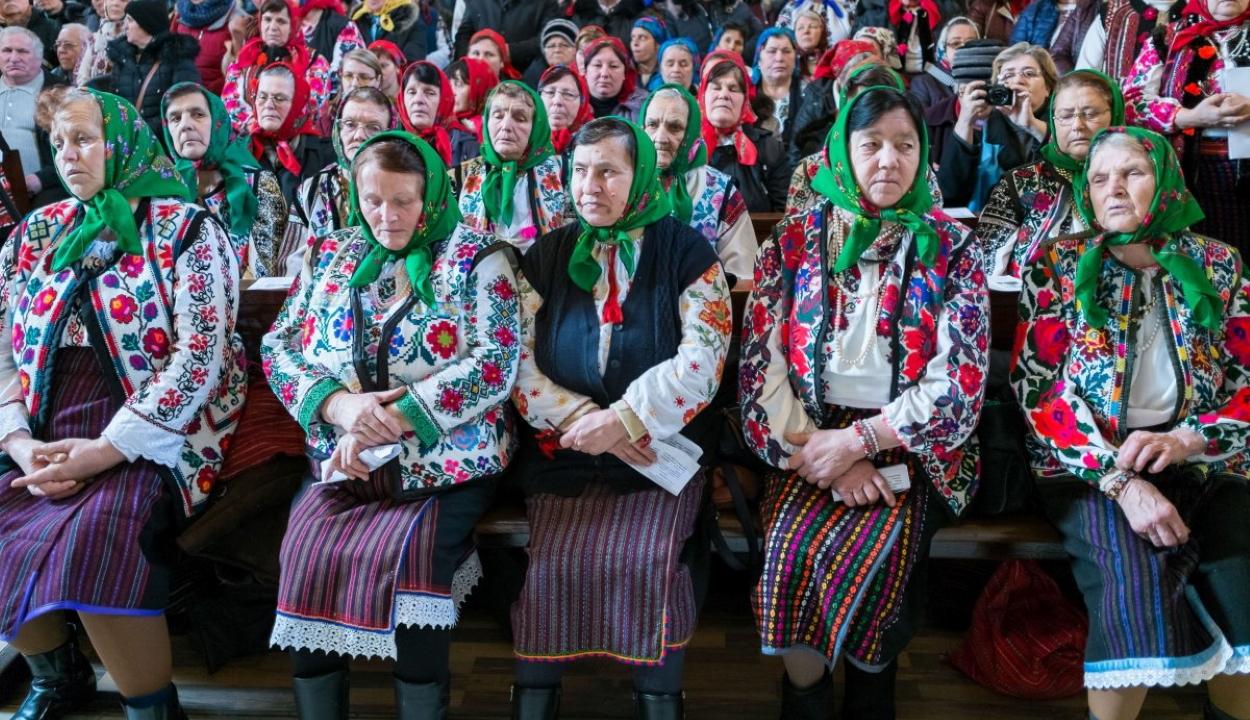A moldvai csángók nem tarthatták meg a június végi bákói magyar miséjüket