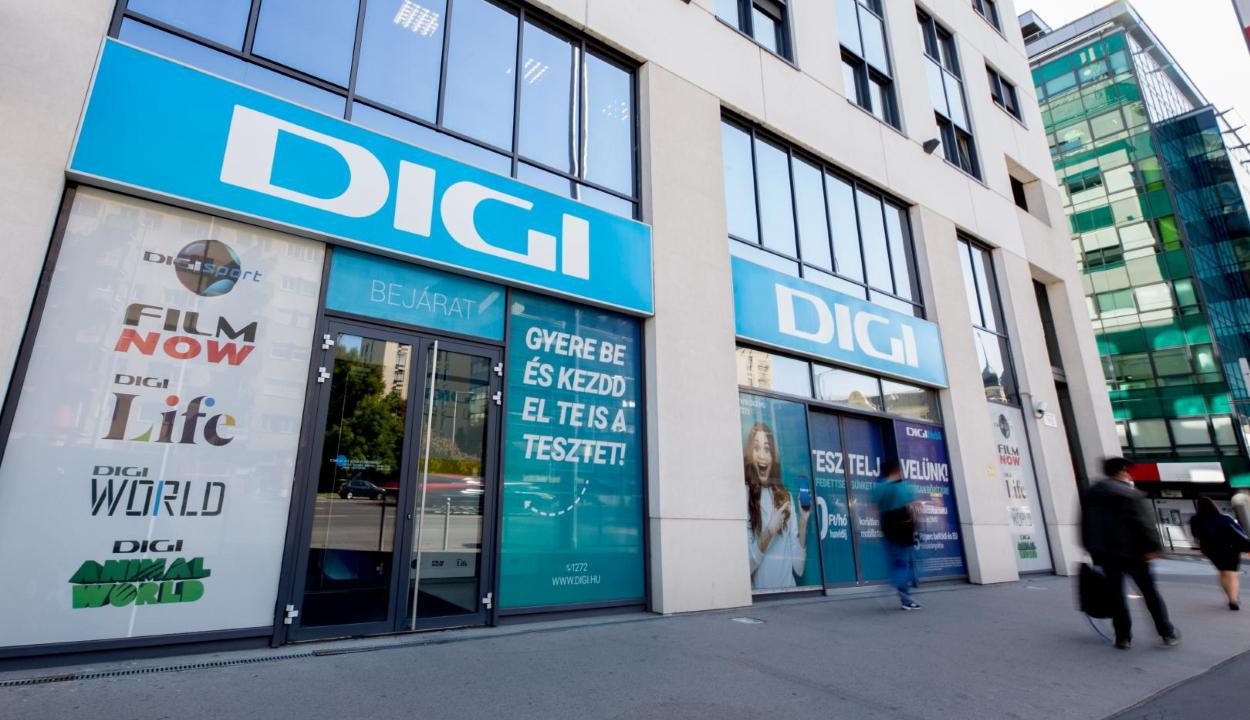 Rekordbírságot kapott a DIGI Magyarországon