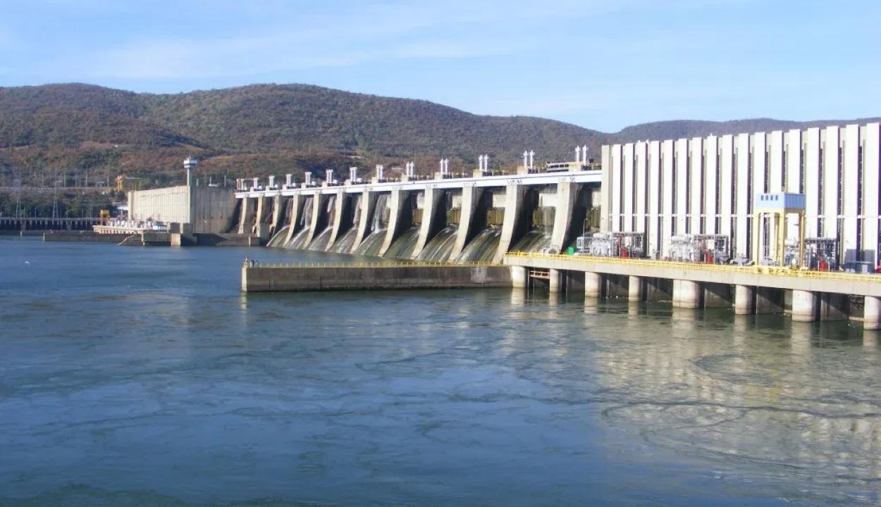 Románia újabb vízierőművet építene a Dunán