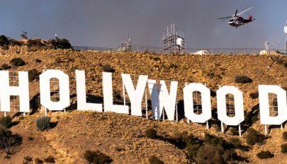 Három hónap után újraindul az élet Hollywoodban