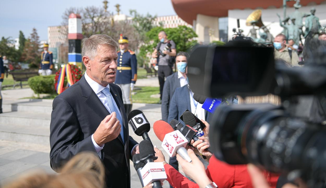 Iohannis: szükséges a veszélyhelyzet meghosszabbítása, hogy a kormánynak legyen eszköze intézkedni