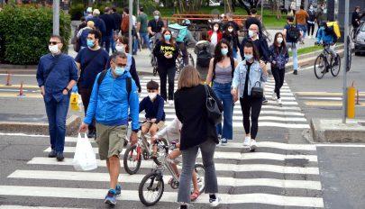 Hét európai uniós tagállamban fokozott aggodalmat vált ki a koronavírus-járvány alakulása