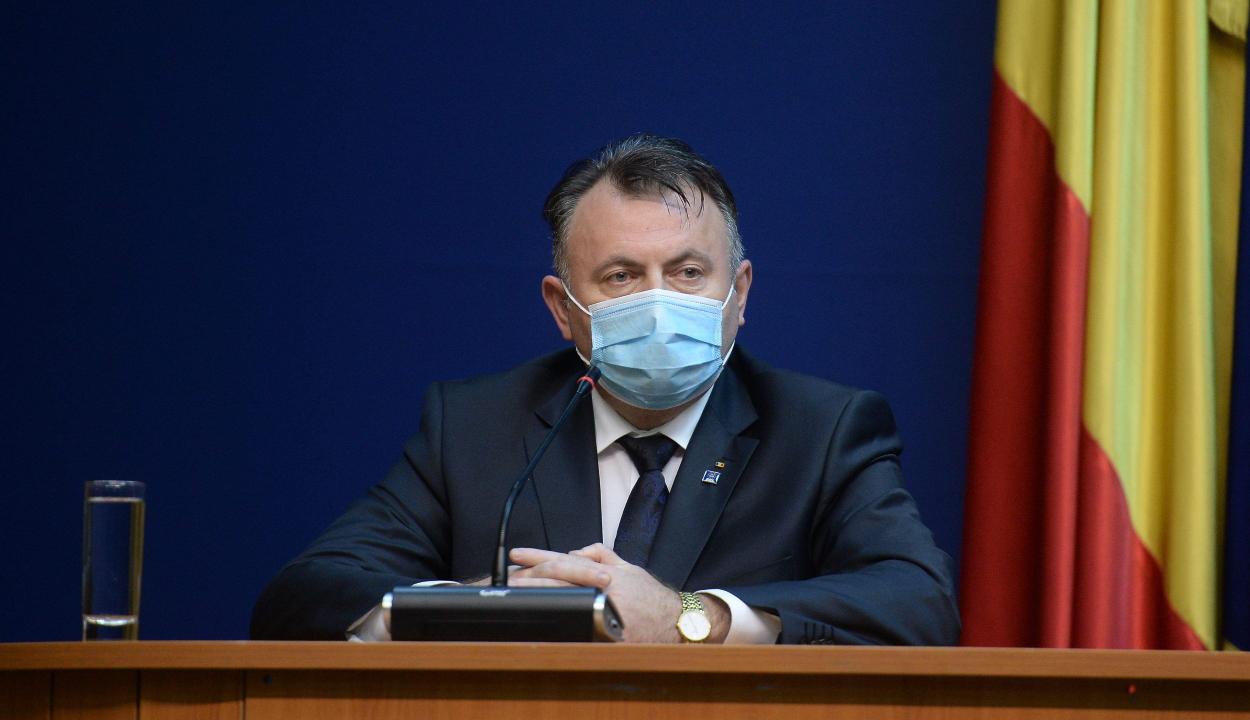 Tătaru: ha 3-4 nap alatt 10 ezer fertőzést regisztrálnak, indokolttá válik a szükségállapot
