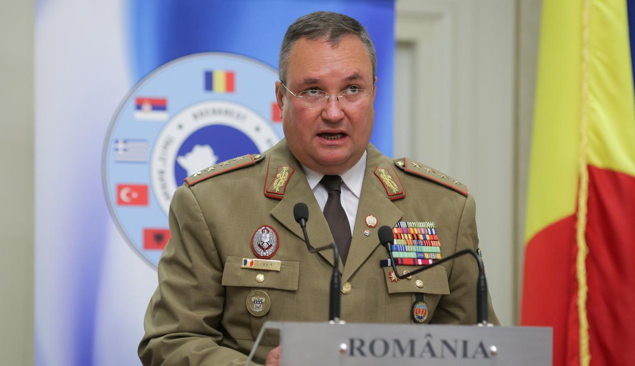 Hivatalos látogatást tesz az Amerikai Egyesült Államokban Nicolae Ciucă védelmi miniszter
