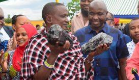 Rekordméretű drágaköveket talált egy tanzániai bányász és pillanatok alatt milliárdos lett