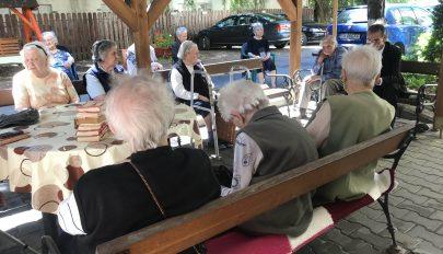 Idősotthonok hétköznapjai
