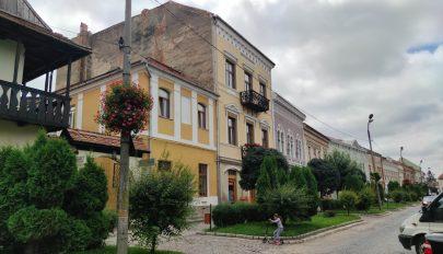 Megújult a Tóth István-féle ház