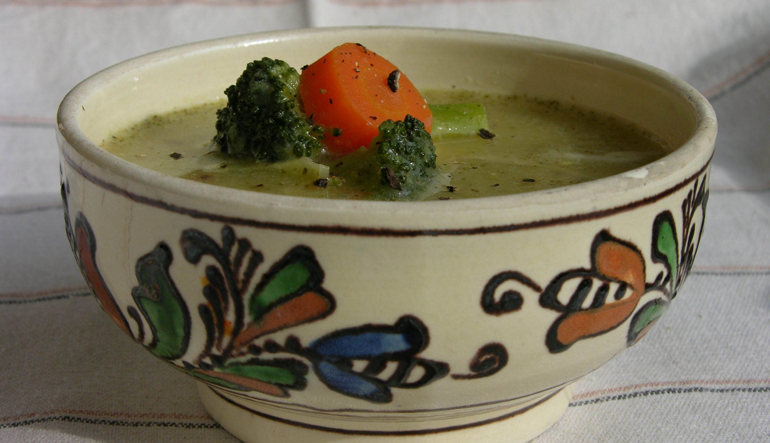 Lúgosító leves