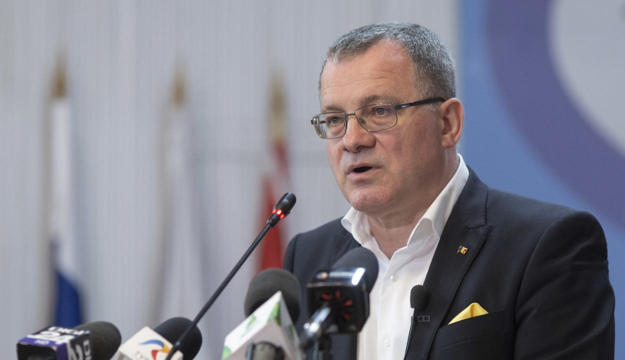 Elkapta a koronavírust Adrian Oros mezőgazdasági miniszter