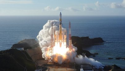 Elindult a világűrbe az első arab Mars-misszió