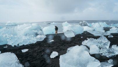 Rendkívüli mértékben melegszik az Északi-sark