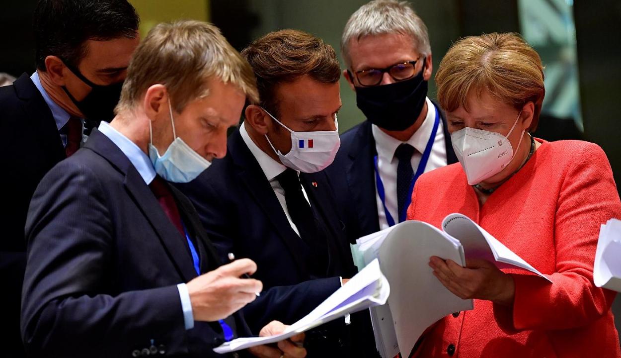 Megszületett a megállapodás az EU hétéves keretköltségvetéséről és a helyreállítási csomagról