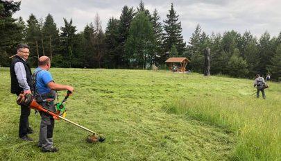 Számos munkálat zajlott Kovásznán