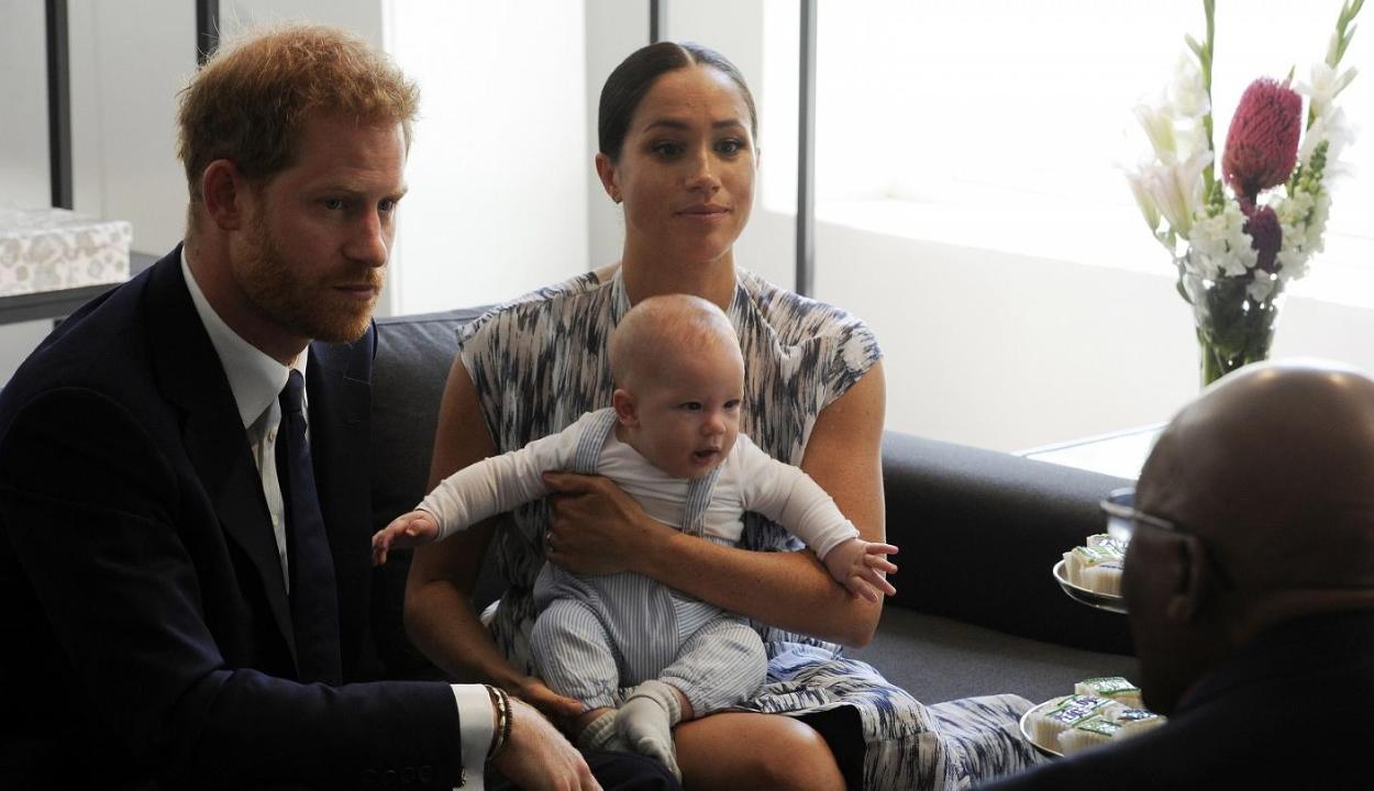 Meghan hercegné elárulta, hogy a nyáron elvesztette második babáját