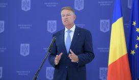 Iohannis: 30 nappal meghosszabbítjuk a veszélyhelyzetet