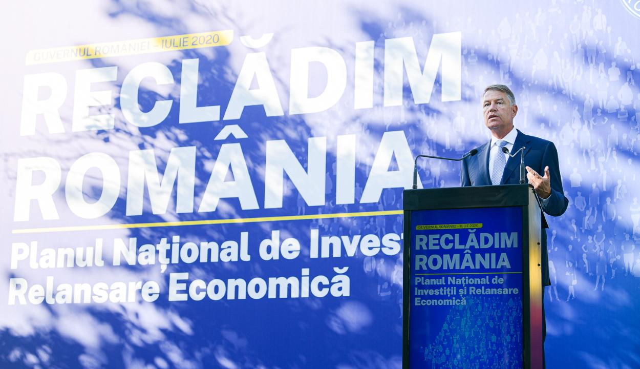 Iohannis: elérkezett az idő, hogy pörgessük fel a motorokat a gazdaság újraindítása érdekében