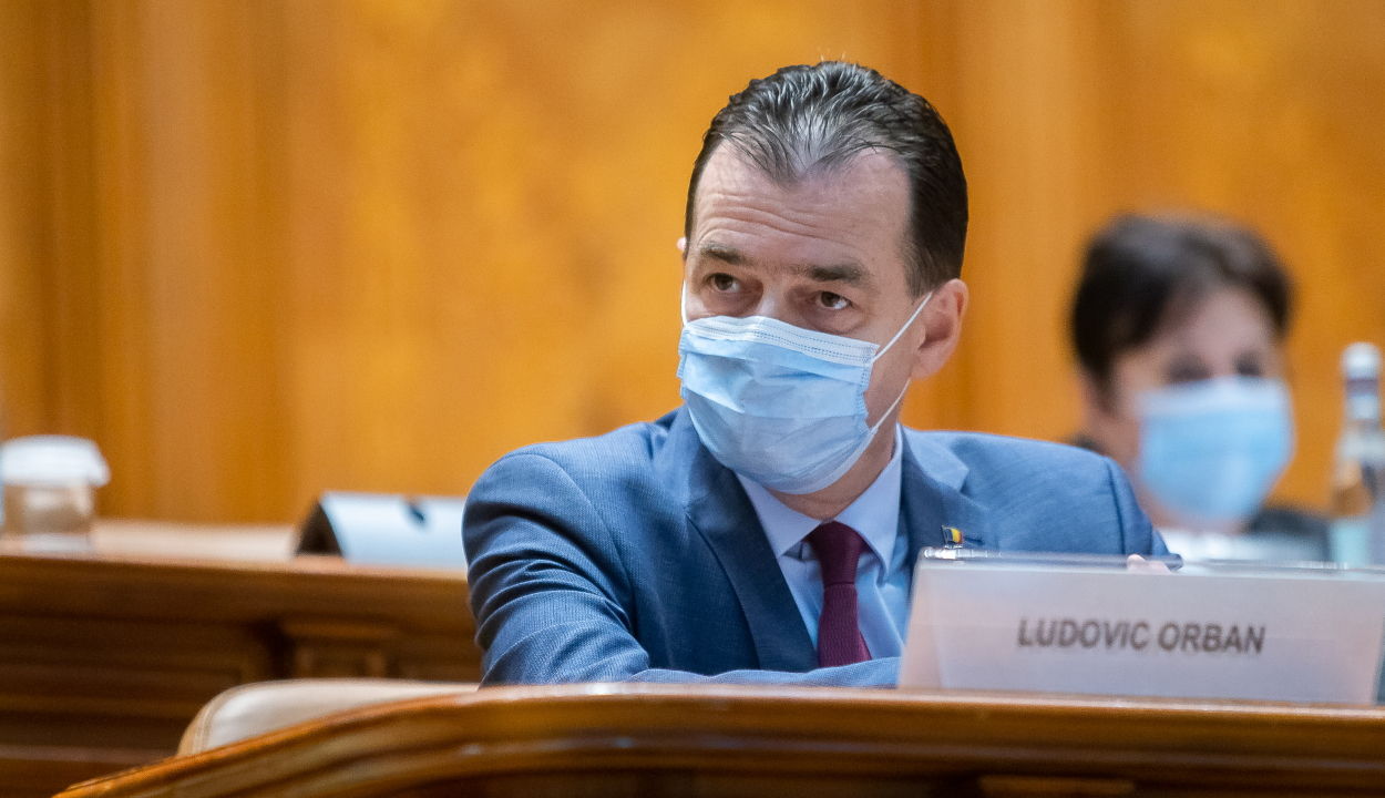 Meghívták szerdára a parlamentbe Ludovic Orban miniszterelnököt