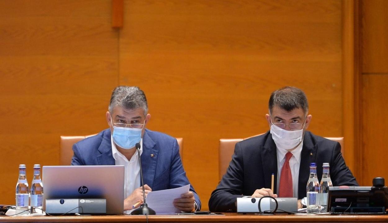 Ciolacu és Cazanciuc a járvány terjedését célzó intézkedésekről kér jelentést a kormányfőtől