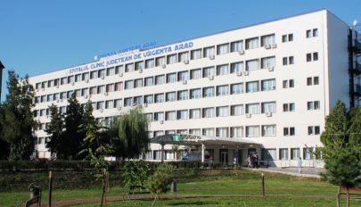 """Belső vizsgálat indult az aradi kórháznál a """"szokatlanul nagy"""" morfiumfogyasztás miatt"""