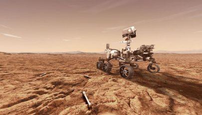 Elindult a NASA földönkívüli élet nyomait kutató szondája