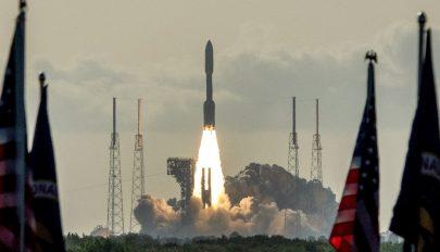 Műszaki problémái vannak a Perseverance Mars-járó hordozórakétájának