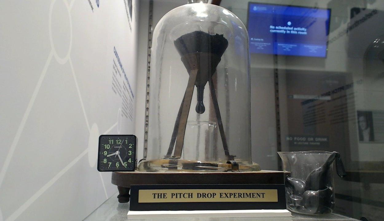 Kilencven éve kezdődött, és még 100 évig tart a világ leghosszabb kísérlete