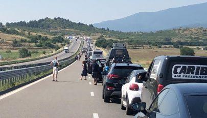 Minden turistát letesztelnek a bolgár-görög határon