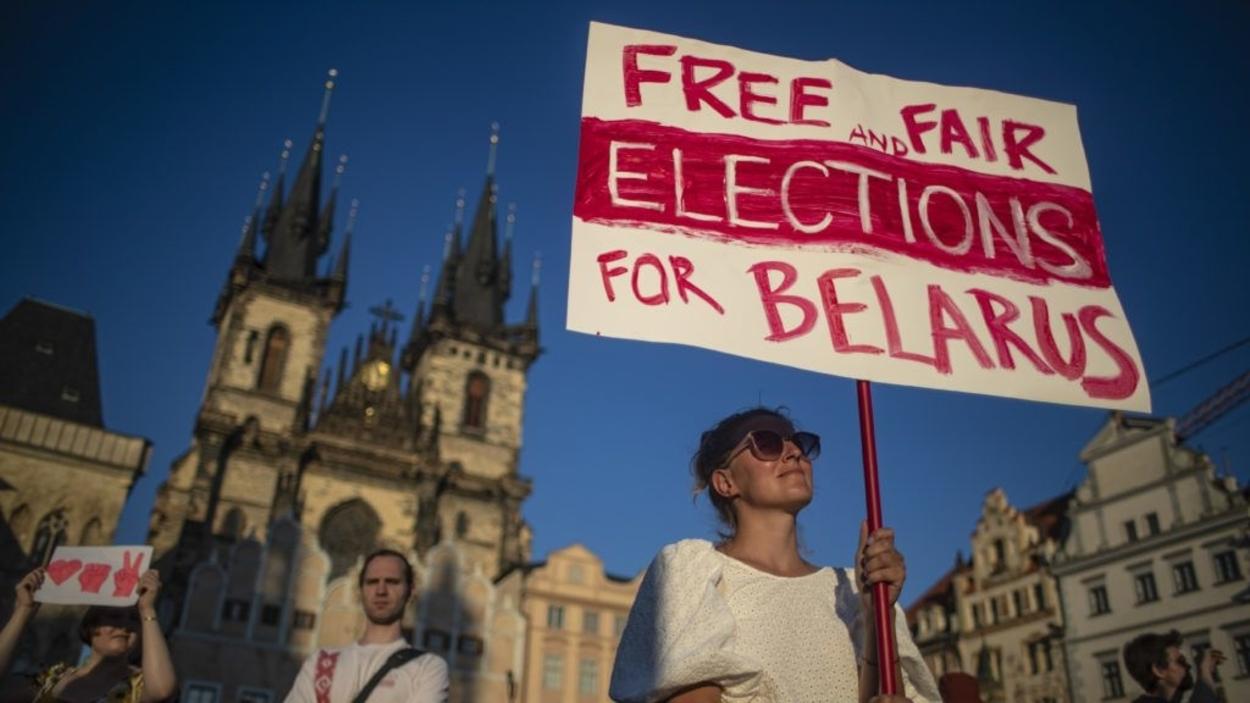Az EU nem ismeri el a belarusz választást