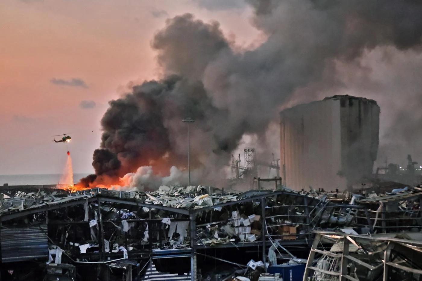 Letartóztatták a vámparancsnokot a bejrúti robbanással kapcsolatban