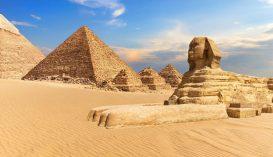 Csak negatív koronavírusteszttel lehet Egyiptomba utazni augusztus 15-e után