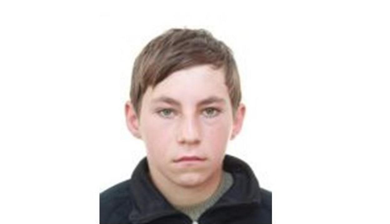 15 éves fiút keres a rendőrség