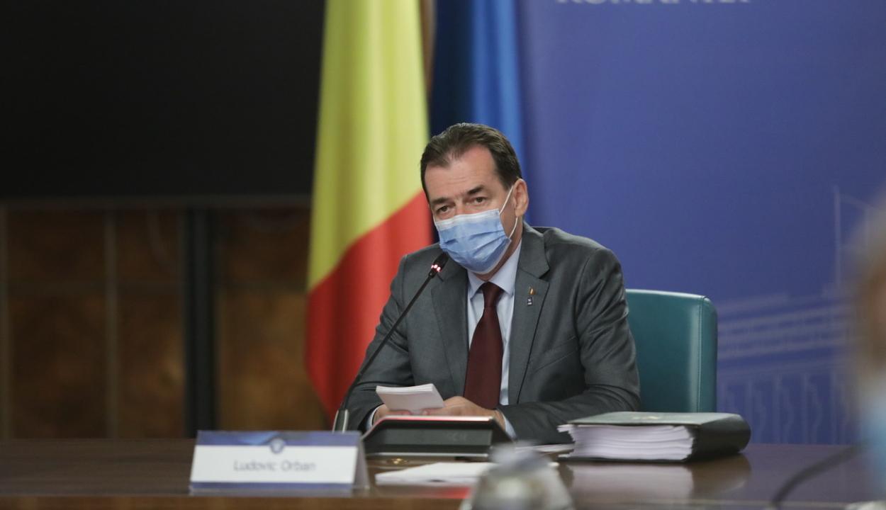 Orban: a tesztelési kapacitás elérte a napi 55 ezret