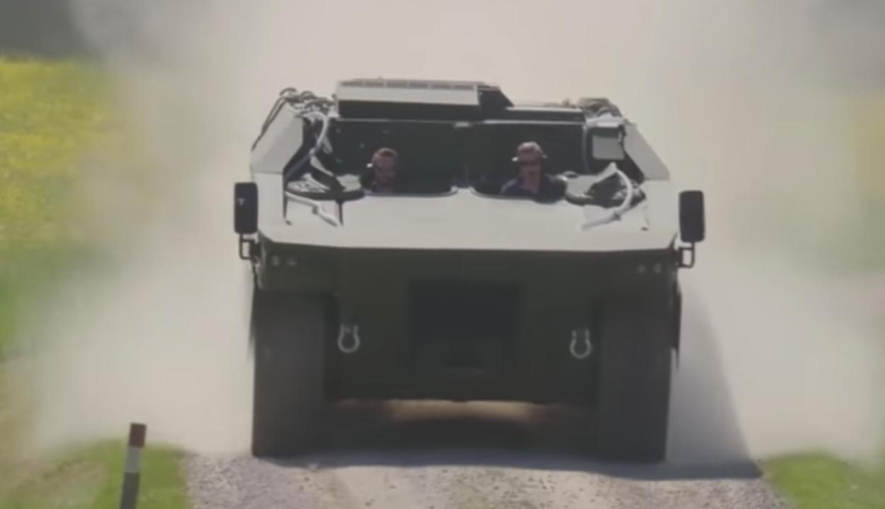 Magyarország gyalogsági  harcjárművek gyártásába kezd