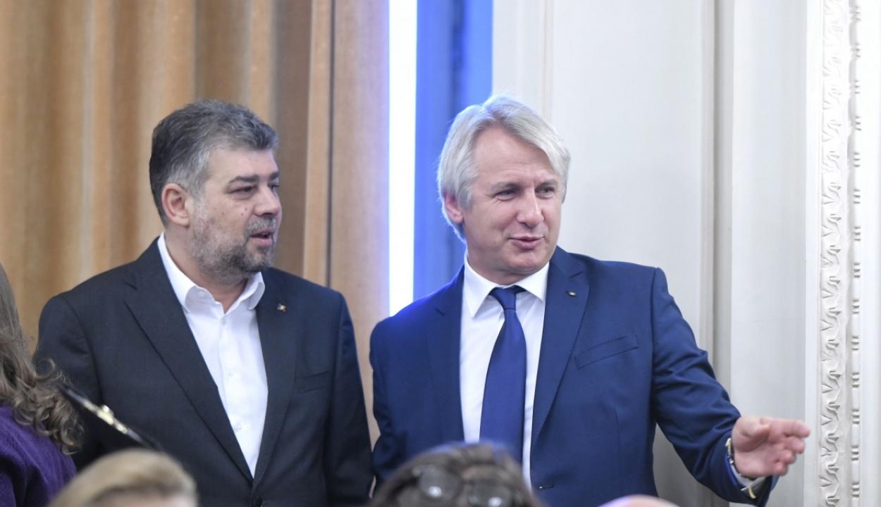 Tisztújítás a PSD-ben: Marcel Ciolacu és Eugen Teodorovici pályázik az elnöki posztért