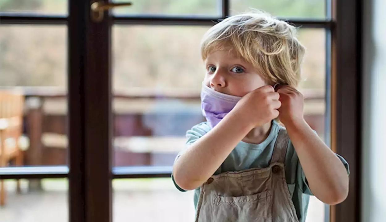 USA: egyre több a gyerek a koronavírus-fertőzöttek között