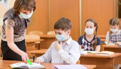 Zöld forgatókönyv szerint működhet a Kovászna megyei oktatási intézmények közel 75 százaléka
