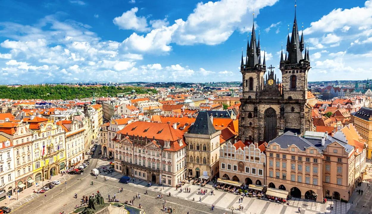 A cseh hatóságok is vörös zónának minősítették Romániát