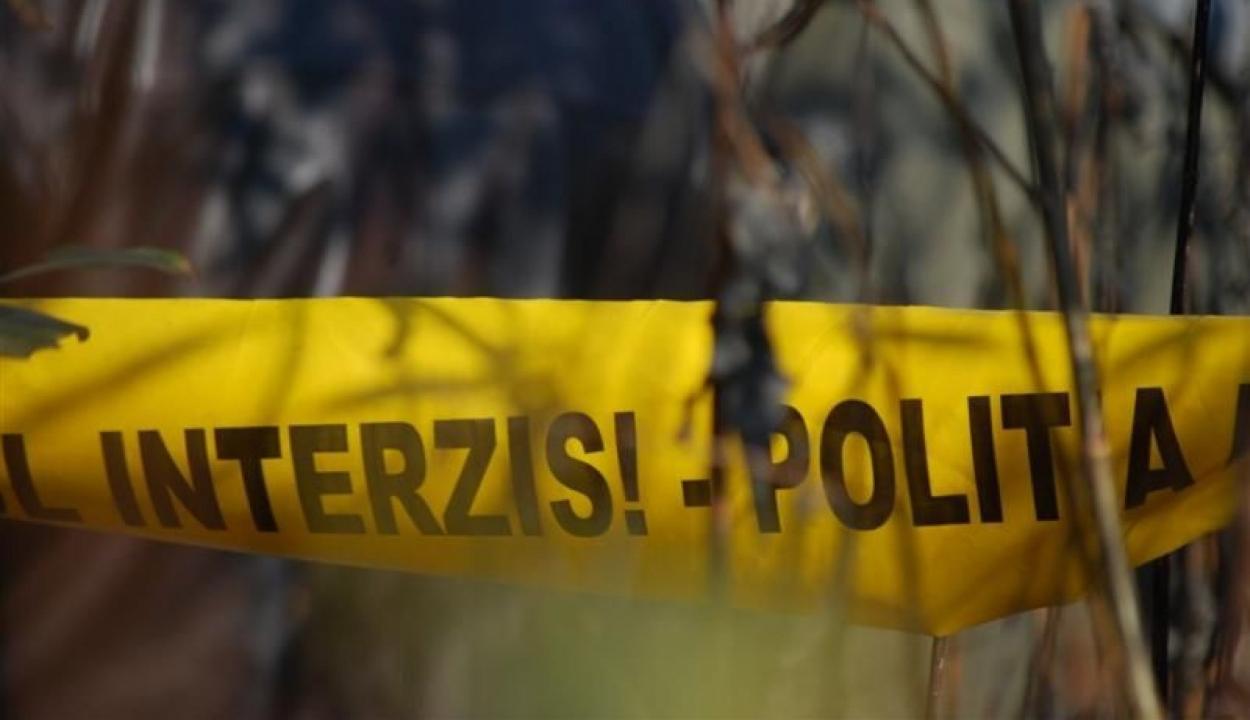 Felakasztva találtak meg egy férfit az Olt partján