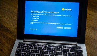 Az FBI szerint veszélyben van, aki még mindig Windows 7-et használ