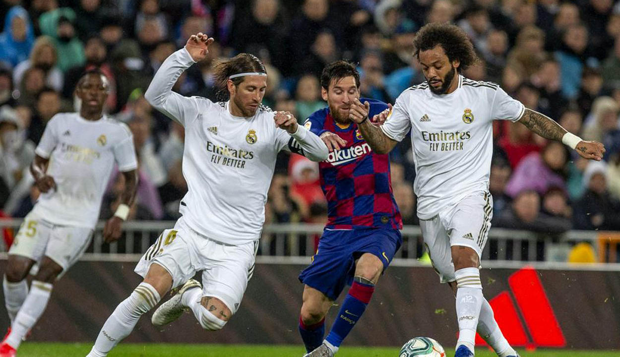 Messi keres a legjobban