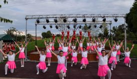 Zene és tánc a Wegener Parkban