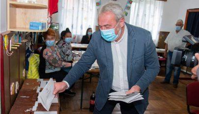 Öt új polgármester Kézdiszéken