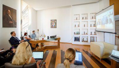 Sepsiszentgyörgyön nyílik az MCC Fiatal Tehetség Programjának első erdélyi központja