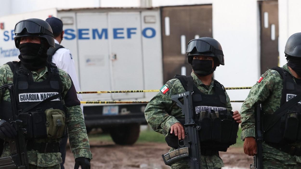Még mindig rekordmagas a gyilkosságok aránya Mexikóban