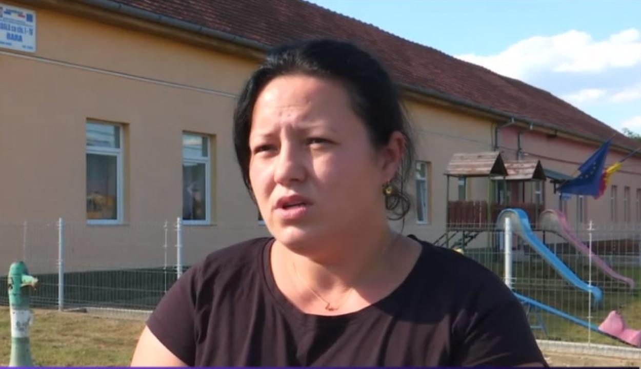 Online iskola egy térerő nélküli településen, három beteg miatt, aki nem is él ott