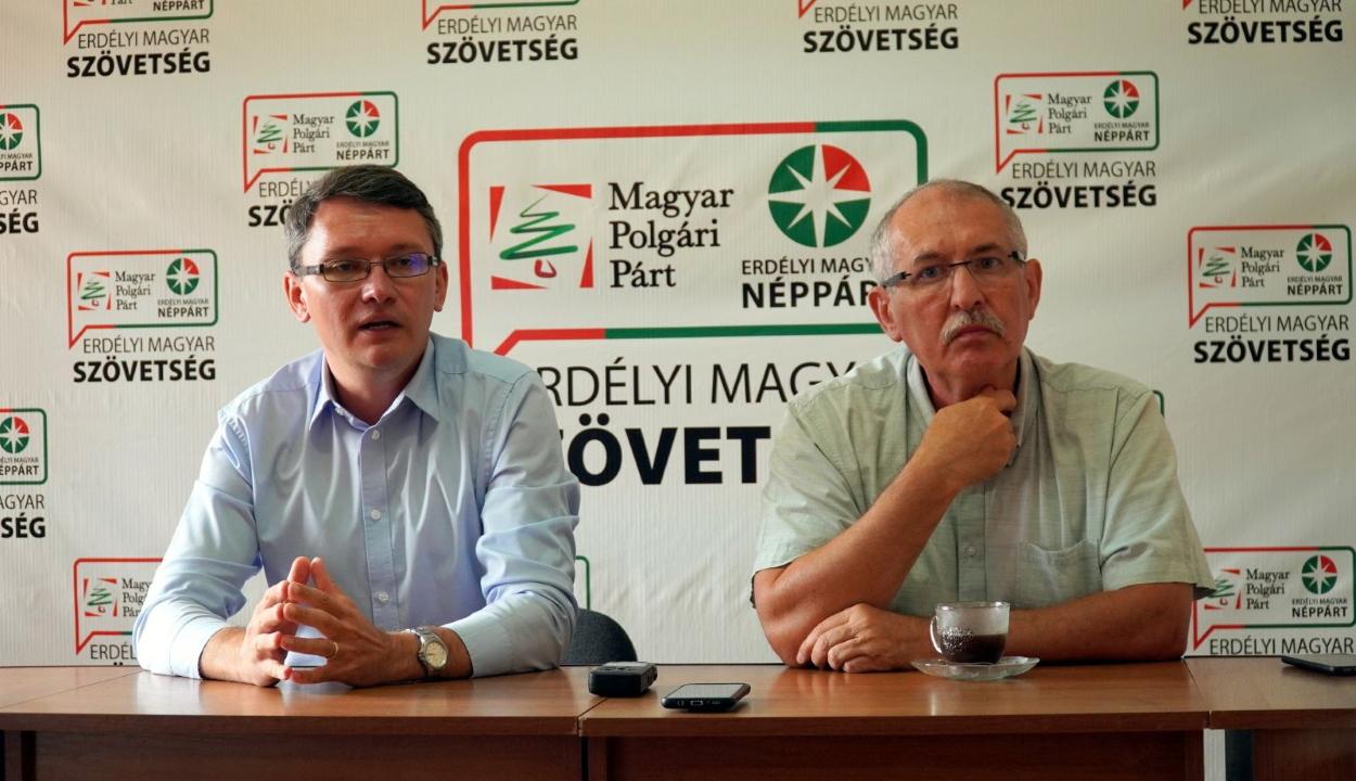 EMNP: az RMDSZ félrevezette a magyar nemzetpolitika szereplőit