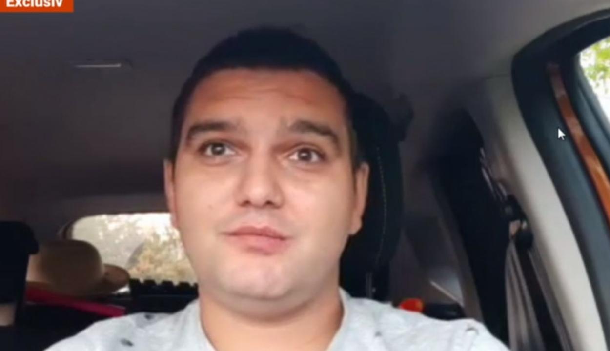 Az autójában szigetelte el magát a koronavírussal fertőzött bukaresti férfi