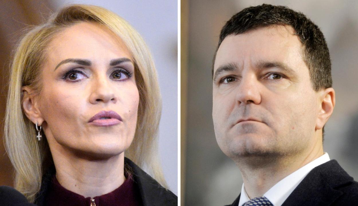 Exit poll: Nicușor Dan legyőzte Gabriela Fireát Bukarestben